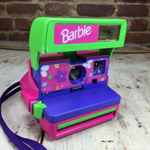 Polaroid Barbie vintage