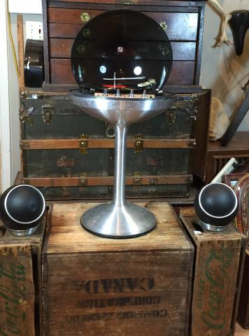 Table tournante Electrohome Vintage